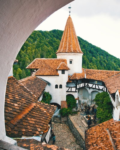 Castelul Bran, Brașov