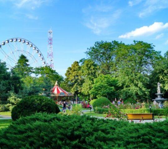 Parcul Tei, București