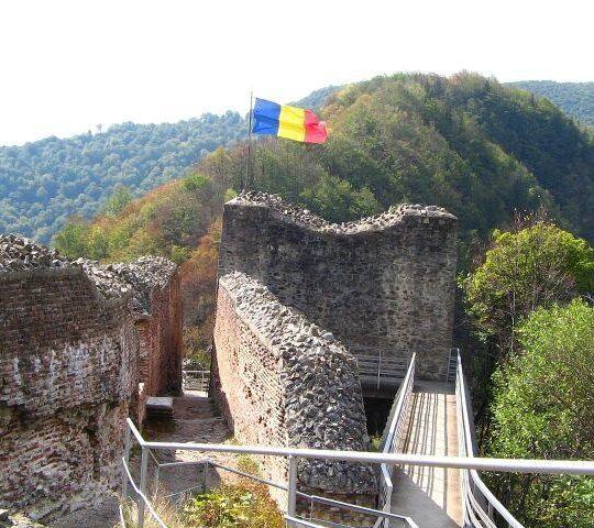 Cetatea Poenari, Argeș