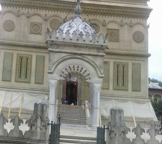 Mânăstirea Curtea de Argeș
