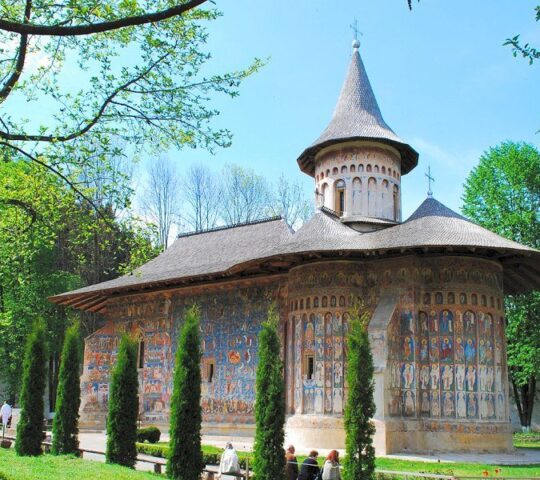 Mânăstirea Voroneț
