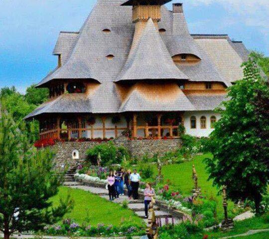 Mânăstirea Bârsana Valea Izei